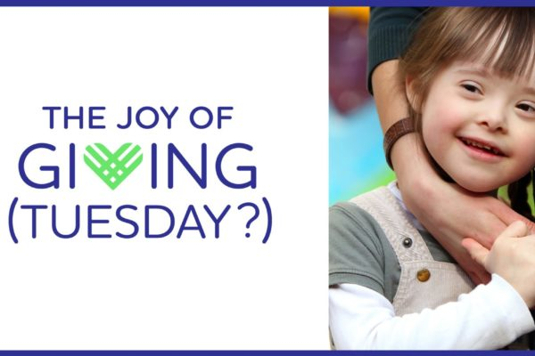 Cover Image for The Joy of Giving (Tuesday?)